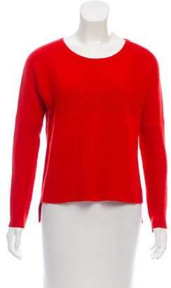 Helmut Lang Wool Knit Sweater