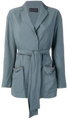 Fabiana Filippi belted jacket
