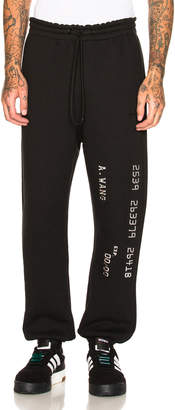 Alexander Wang Credit Card Sweatpants
