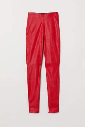 H&M Treggings - Red