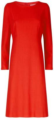 Goat Fit-and-Flare Dress
