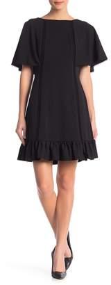Nanette Lepore NANETTE Ruffle Dress