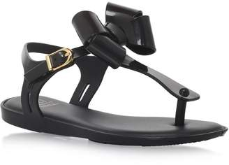 Mini Melissa Solar Bow Sandals