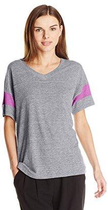 Alternative Women's Eco Jersey Powder Puff T-Shirt $38 thestylecure.com
