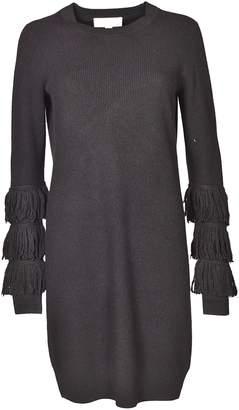 Michael Kors Tassel Sleeve Knitted Dress
