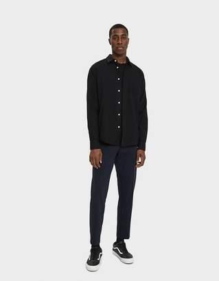 Soulland Huttnutt Shirt in Black
