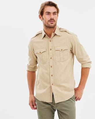 Polo Ralph Lauren The Iconic Military Shirt