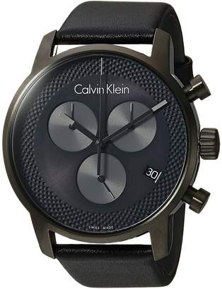Calvin Klein City Watch - K2G177C3 Watches