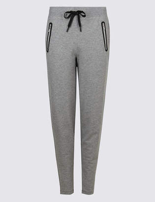 Marks and Spencer Quick Dry Cotton Rich Joggers