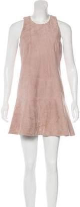 Joie Suede Mini Dress