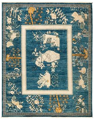 """Solo Rugs Eclectic Area Rug, 9' 10"""" x 8' 1"""""""