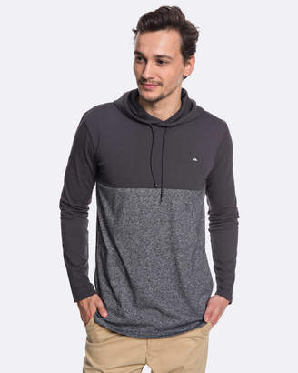 Quiksilver Mens Edo District Technical Hoodie