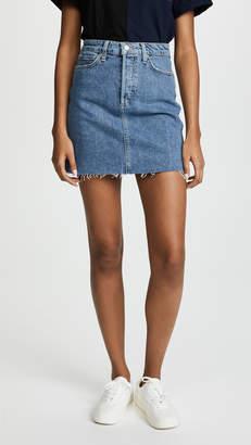 Joe's Jeans The Bella High Rise A-Line Skirt