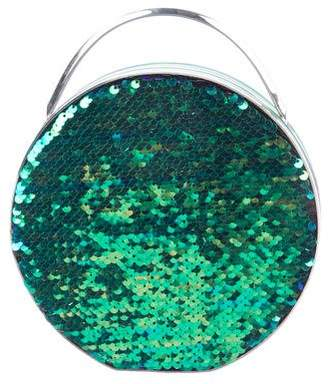 Eddie Borgo Sequin Chet Miniaudiere Shoulder Bag