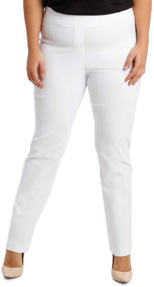 Slim Leg Stretch Fl Pant