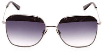 SUNDAY SOMEWHERE Off The Radar Vito 57mm Aviator Sunglasses