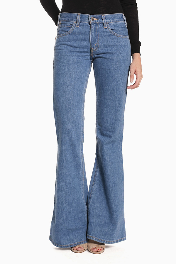LEVIS VINTAGE CLOTHING Bell Bottom Jeans