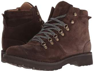 Eleventy Suede Hiker Boot Men's Boots