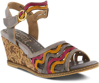 Spring Step L'Artiste by Melania Wedge Sandal - Women's