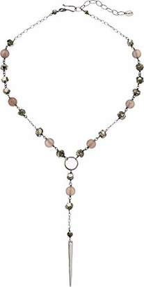 Chan Luu Stone Short Adjustable Necklace