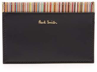 Paul Smith Card Holder - Mens - Black