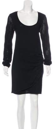 Diane von Furstenberg Knit Knee-Length Dress