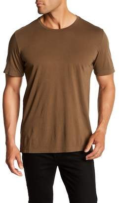 Velvet by Graham & Spencer Short Sleeve Crew Neck Tee
