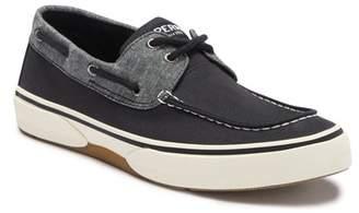 Sperry Haylard Canvas Boat Shoe