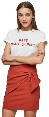 Miss Selfridge Drape Wrap Skirt