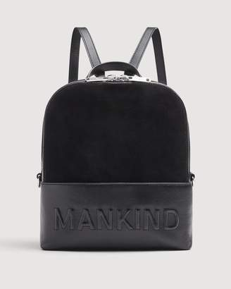 7 For All Mankind Mankind Backpack in Black