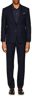 Ralph Lauren Purple Label MEN'S DRAKE HOUNDSTOOTH WOOL-CASHMERE TWO-BUTTON SUIT