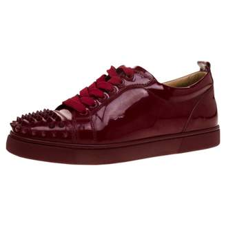 new arrival 0f31a 202ae Christian Louboutin Red Women's Sneakers - ShopStyle