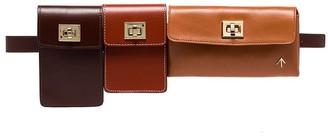 Atelier Manu Tech multi-pouch belt bag