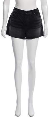 J Brand High-Rise Denim Shorts w/ Tags