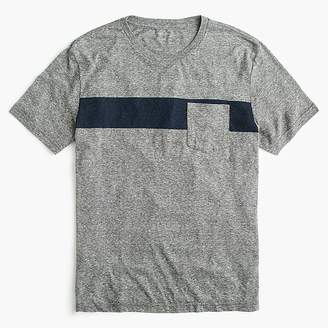 J.Crew Triblend T-shirt in block stripe