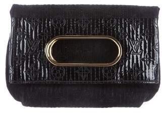 Louis Vuitton Motard Afterdark Clutch