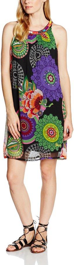 Desigual Women's Woven Dress Straps 11