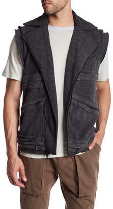 Drifter Matrix Moto Vest $365 thestylecure.com