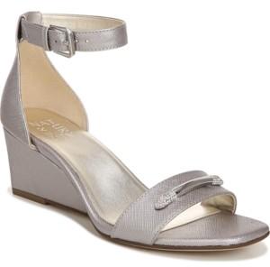 Naturalizer Zenia Ankle Strap Sandals Women's Shoes