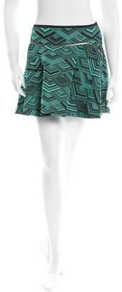 Jay Ahr Patterned Skirt w/ Tags