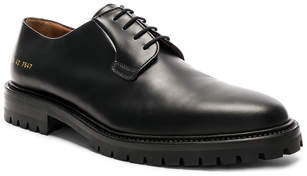 Common Projects Leather Derby