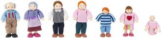 Kid Kraft 7-pc. Caucasian Family Doll Set