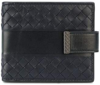 Bottega Veneta nero nappa wallet