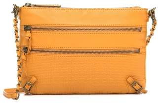 Elliott Lucca Messina Leather Crossbody Bag