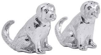 Mariposa Labrador Salt Pepper Set