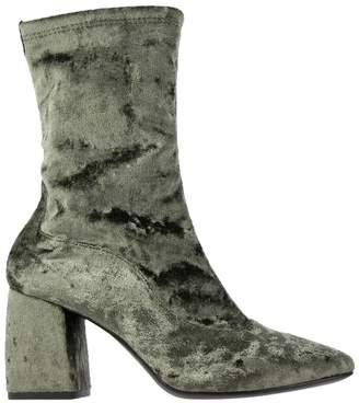 Janet & Janet Heeled Booties Shoes Women