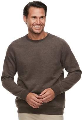 Croft & Barrow Men's Classic-Fit Easy-Care Fleece Pullover