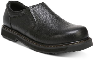 Dr. Scholl's Men's Winder Ii Oil & Slip Resistant Slip-On Loafers Men's Shoes