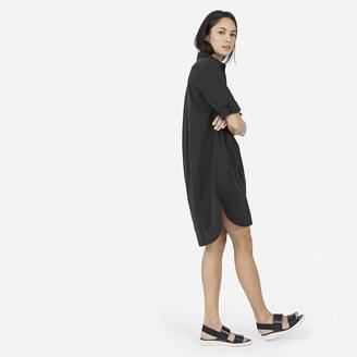 The Twill Shirt Dress $85 thestylecure.com