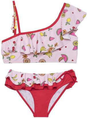 Juicy Couture Juicy Fruits Two Piece Swimsuit for Girls
